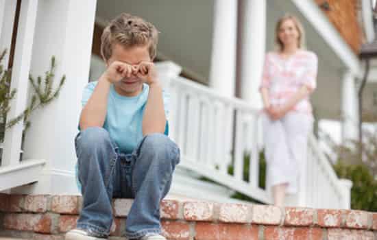 孩子胆小的影响