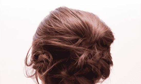 长发大辫子 长发如何扎出好看的发型