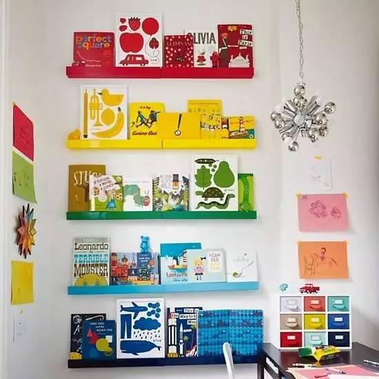 创意书架diy设计图片,书架diy方法效果图,diy手工书架制作过程