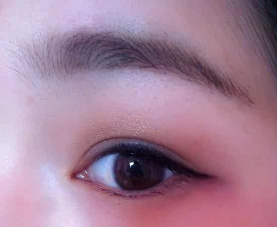 内双怎么画眼线图解,内双眼皮怎么画眼线好看,内双画眼线的技巧图