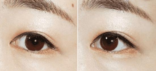 内双怎么画眼影好看,内双眼影怎么画好看图解,内双画眼影的技巧图图片