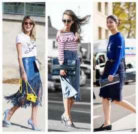 长包臀裙搭配什么鞋子 复古又新潮的美鞋穿出范