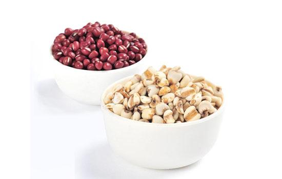 爱养生:吃薏米红豆多久能去湿,薏米吃多久才祛湿的,祛除湿气吃薏米多久