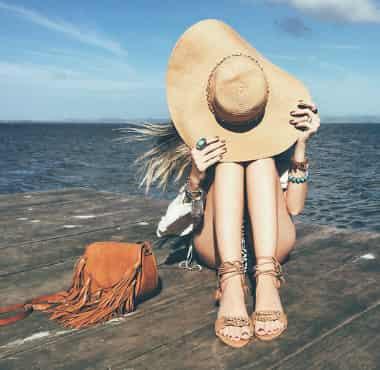 高個子女生穿什么鞋子才好看? 今夏這么穿才能撩倒男神