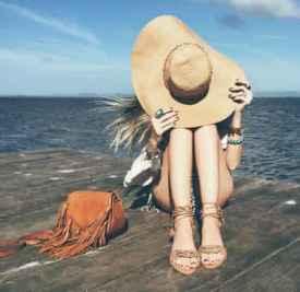 高个子女生穿什么鞋子才好看? 今夏这么穿才能撩倒男神