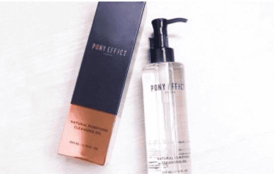 PONY EFFECT自然提纯卸妆油怎么样 韩国PONY大神卸妆油测评