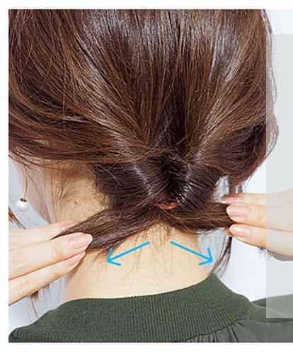 教你如何扎简单头发 简单又好看的就是这些了(2)