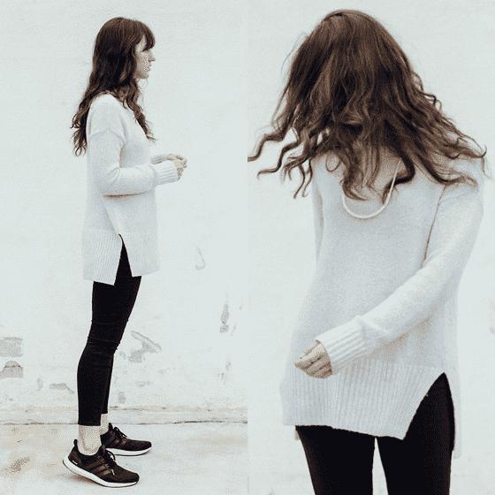 秋季微胖女生穿衣搭配图片