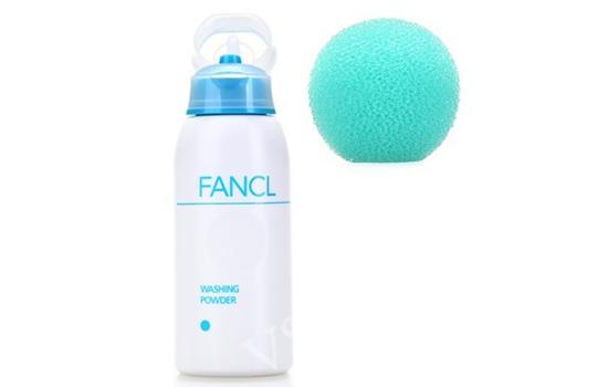 fancl洁面粉怎么样 fancl洁面粉好用吗 就算要用起泡球起泡依旧那么多人用