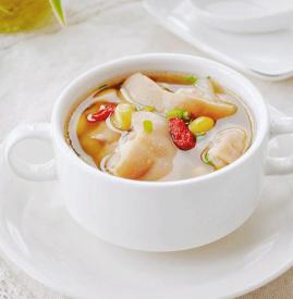 下奶经典食谱之猪蹄汤做法