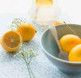 柠檬面膜怎样做能祛斑美白 简单方便的diy祛斑面膜