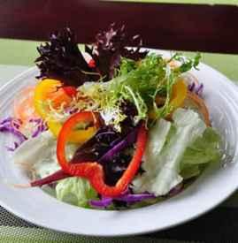 减肥沙拉用什么酱 推荐三大低热量酱料