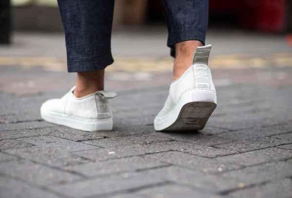 板鞋配什麼褲子好看男 穿出自己的個性