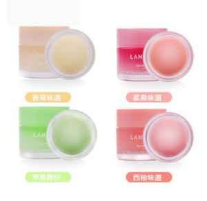兰芝唇膜有什么味道 选择自己喜欢的味道和颜色就行啦
