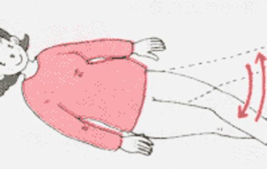 孕妇体操 孕妇体操怎么做 教你适合孕妇的六节体操
