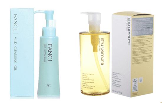 fancl卸妆油和植村秀哪个好 史上最真实最详细的卸妆油对比