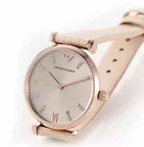 阿玛尼手表怎么样 教你一分钟认识不一样的阿玛尼