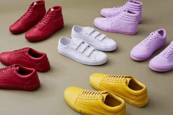 Vans X Opening Ceremony联名推出系列鞋款