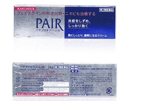 狮王祛痘膏成分表,成分表建议不要长期使用3