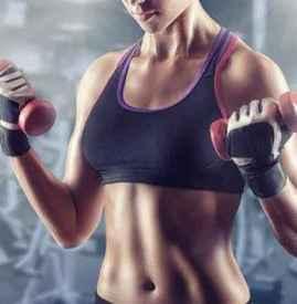 女生练胸肌会丰胸吗 胸肌令你胸部大的自然