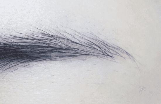 怎样快速修眉毛,修眉教程图解,修眉毛的步骤图片