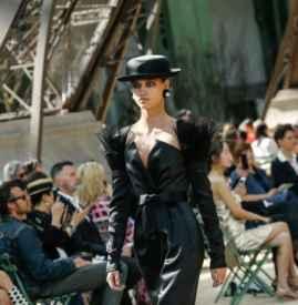 Chanel2017秋冬高订系列  回归法式俐落与优雅