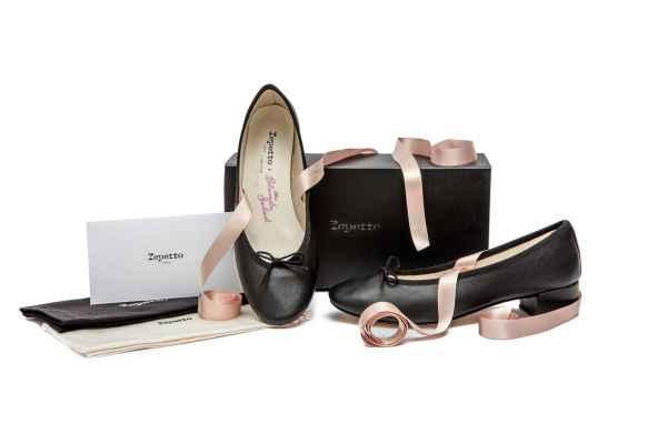 Chiara Ferragni与Repetto推出限量梦幻芭蕾舞鞋