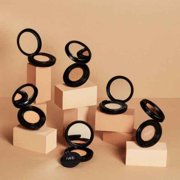 NARS推出全新水润气垫粉饼以及秋季彩妆系列