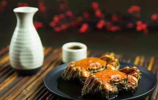 螃蟹如何搭配吃的美味还健康