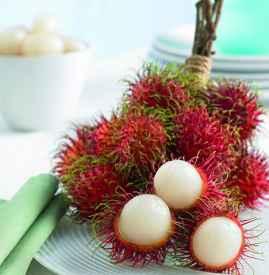 红毛丹的营养价值 红毛丹有什么功效