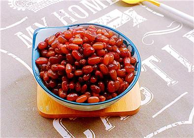 红豆汤的功效与作用