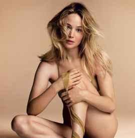 Jennifer Lawrence登美版《Vogue》9月号封面