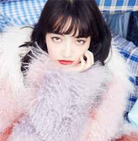 小松菜奈 Nana Komatsu for Vogue Girl Japan