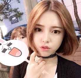 韩式短发发色 潮女最爱这些发色