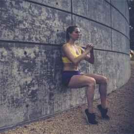 徒手健身练腿 腿练的好看可是很重要的哟