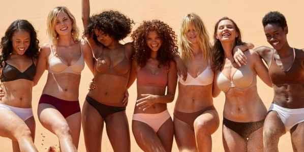 Aerie发表裸色概念内衣系列