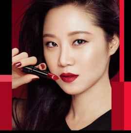 孔孝真出镜CLIO唇膏「Rouge Heel」系列秋季广告