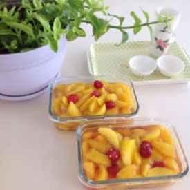 黄桃罐头吃了会发胖吗 怎样自制黄桃罐头