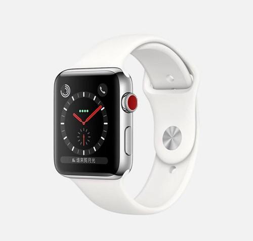[苹果apple id密码忘了怎么办]苹果AppleWatch3续航不超过4小时 LTE网络版恐推迟