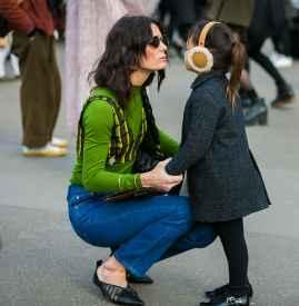 绿色衣服搭配图片 美出高级范儿