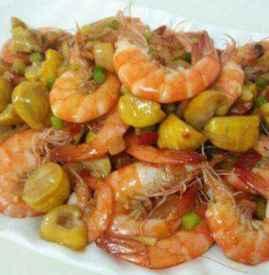 板栗和虾能一起吃吗 板栗和虾怎么做好吃