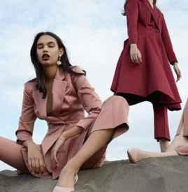 纽西兰品牌Harman Grubia为女人创造出最纯淨的设计