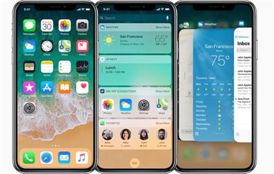 iPhoneX电池容量竟然这么大 比iPhone 8系列好太多