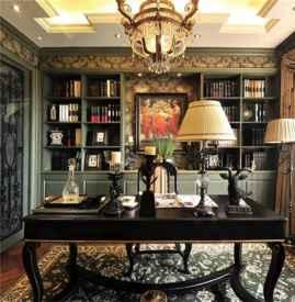 美式书房灯具图片大全 美式灯具有什么特点
