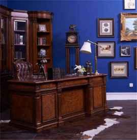 美式书房家具图片 美式家具有什么特点