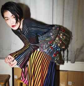 小S 徐熙娣登《ZINE Magazine》第19期封面