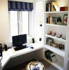 小户型书房装修效果图 小户型装修有什么技巧