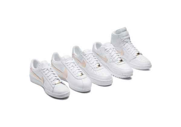 "Nike 用环保革新技术""Flyleather""打造五款新鞋型"