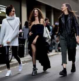 2018春夏米兰时装周街拍 时尚潮流风向标