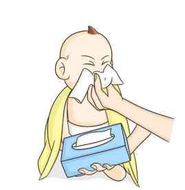 热伤风流鼻涕怎么办 如何处理热伤风流鼻涕